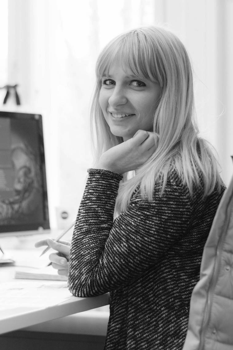 Angelika Chamier | Design